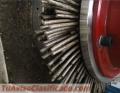 Prensa Meelko para pellets anular industrial capacidad 500-700kg madera