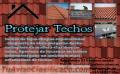 Techos de Tejas, construcción. Techos Protejar