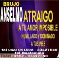 ATRAIGO A TU AMOR IMPOSIBLE    011502 - 33427540