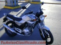 YAMAHA YBR FULL GRIS IMPECABLE   !!!