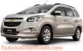 Vendo planes de Chevrolet Spin