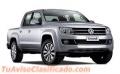 Vendo planes de Volkswagen Amarok