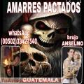 AMARRES PACTADOS DEL  BRUJO ANSELMO(00502) 33427540
