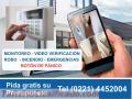 Servicio de Monitoreo en La Plata (0221) 4452004 |  Alarmas para casas y empresas