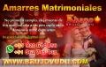 AMARRES HOMOSEXUALES, MATRIMONIALES Y PARA EL AMOR