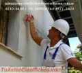 APLICACION DE REVESTIMIENTOS PLASTICOS TEXTURADOS EN BERAZATEGUI