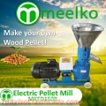Maquina Meelko para pellets con madera 150 mm electrica 60-90 kg/h - MKFD150B