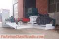 Extrusora Meelko para pellets flotantes para peces 1800-2000kg/h 132kW - MKED200B