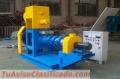 Extrusora Meelko para pellets flotantes para peces 200-250kg 22kW - MKED080B