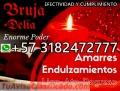DELIA AMARRES DOBLEGACION REGRESOS CON LA PODEROSA DIOSA DEL AMOR +573182472777 LLAMA YA
