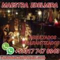 MAESTRA EDELMIRA HAGO AMARRES CON FOTOS RESULTADOS GARANTIZADOS +57317 7478943