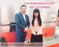 Soy Linda, intérprete español chino en Canton en Shenzhen, Guía en China lindatraductora