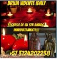 +57 3124202238 CONSULTE SUS PROBLEMAS DE AMOR MALA SUERTE BRUJA VIDENTE IDALY