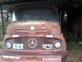 Camion mercedes benz 1114 con turbo