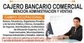 Curso CAJERO BANCARIO Y CAJERO COMERCIAL PROFESIONAL