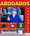 ABOGADOS LABORALES EN CAPITAL FEDERAL, TRABAJO EN NEGRO, DESPIDOS, ACCIDENTES, TEL 49519873