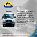 JACOBUS TRANSPORTES- COMBIS Y CHARTERS