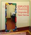 ESPEJOS ART DECO EXCLUSIVOS DISEÑO Y DECORACION! ElGlobo Deco  Espejos Art-Deco!   Diseñad