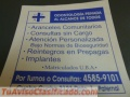 ODONTOLOGICO ,DENTAL EN LA PATERNAL 4585 9101