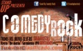 Stand up comedy rock
